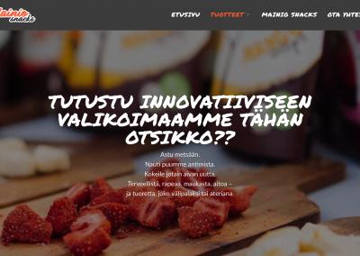 MainioSnacks.fi